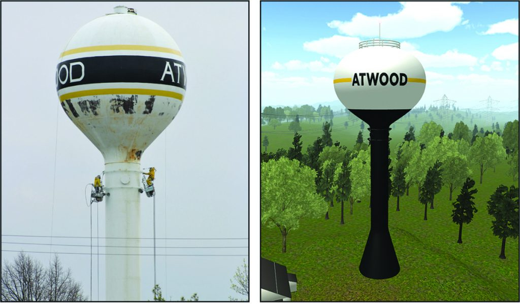 atw water towers
