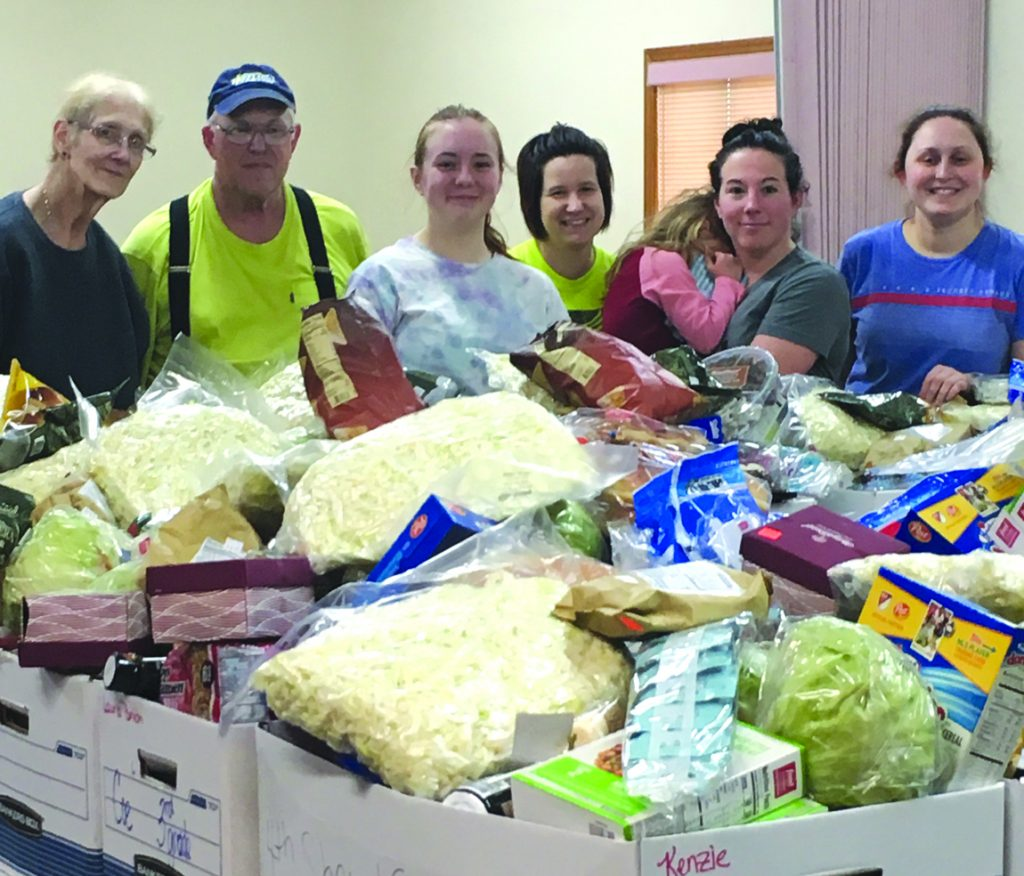 atw baptist church food pantry
