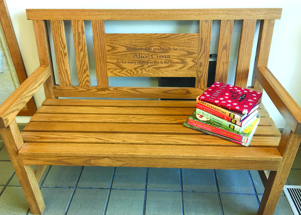 agc library bench