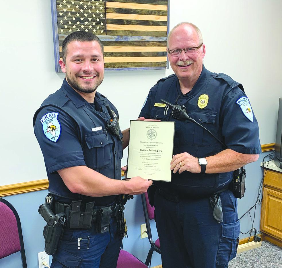 agc new officer