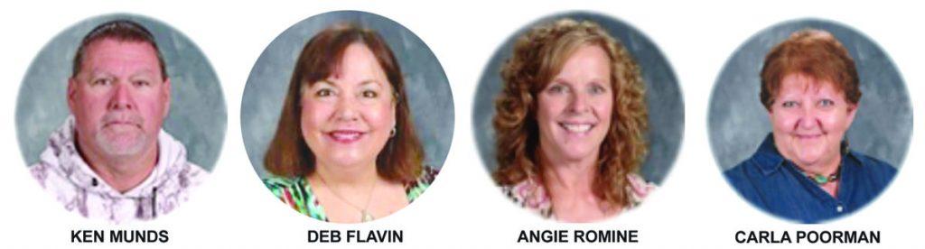 retired teachers