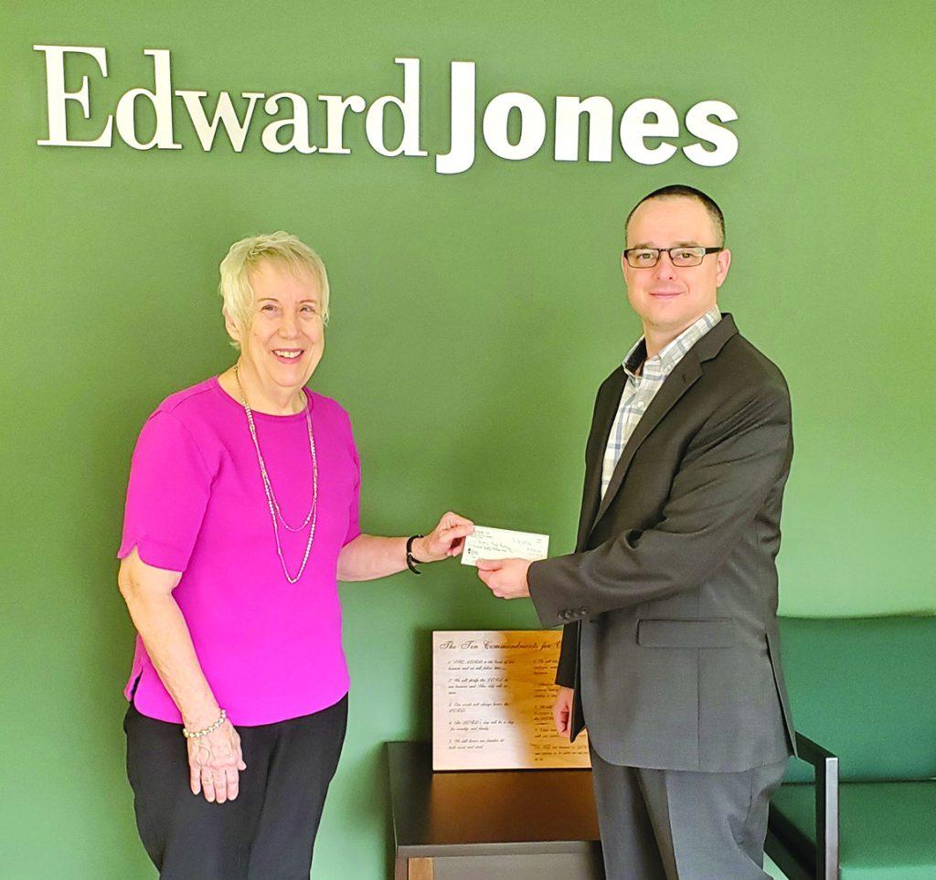 agc edward jones donation