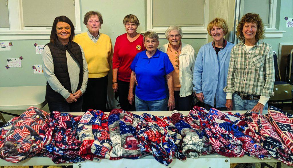 agc legion auxiliary blankets