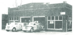 hammond fire house past