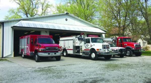 hammond fire house trucks