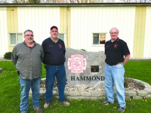 hammond fire trustees